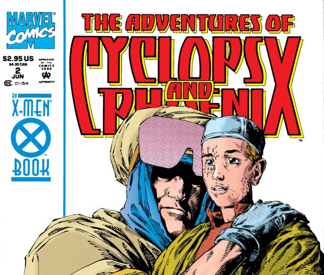 Adventures of Cyclops & Phoenix (1994) #2