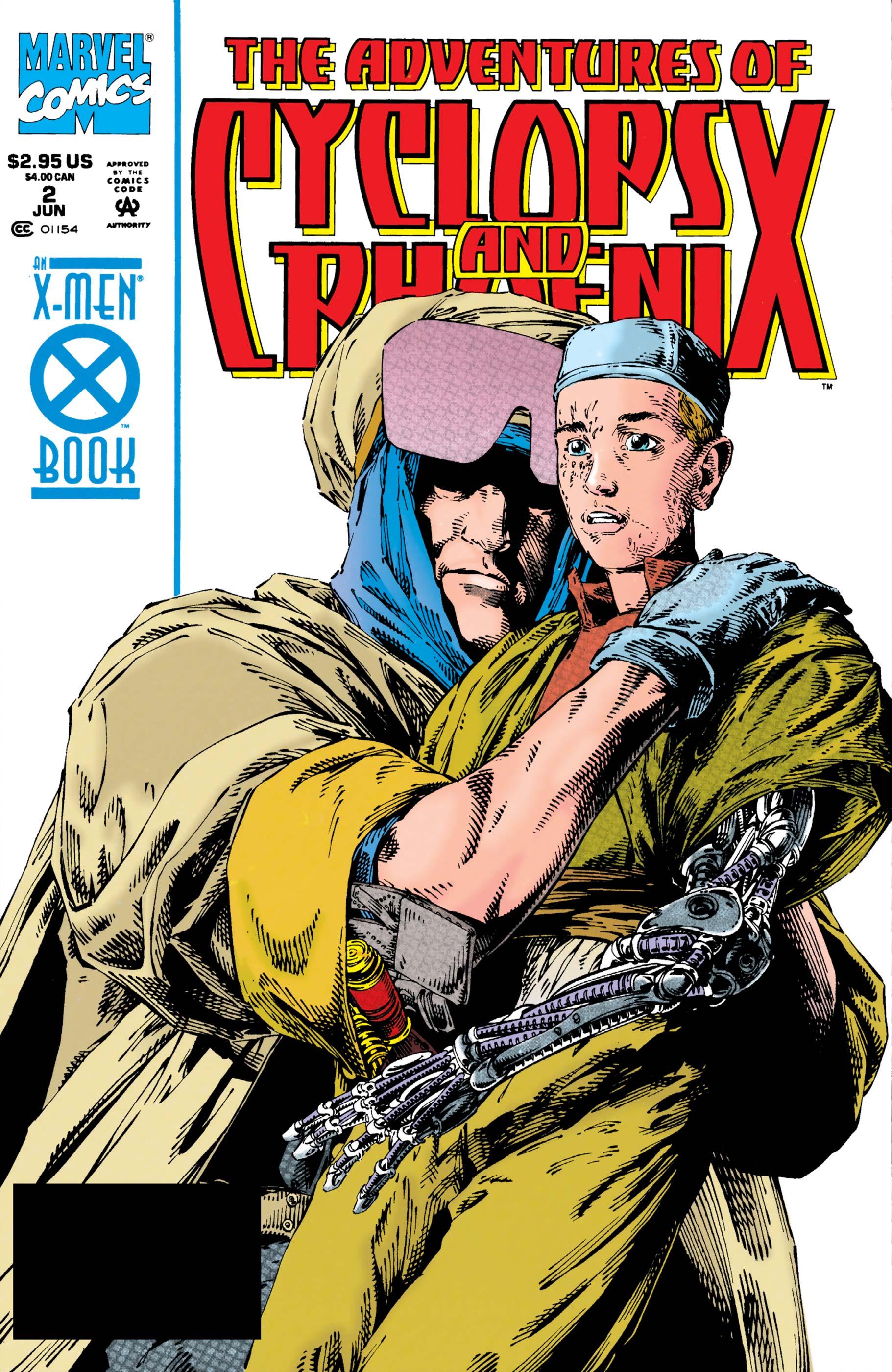 Adventures of Cyclops & Phoenix (1994) #2