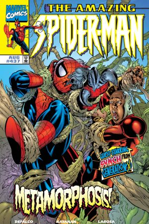 The Amazing Spider-Man #437
