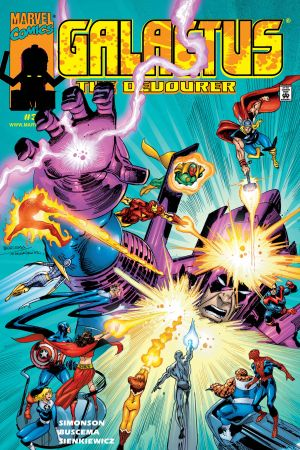 Galactus the Devourer #3
