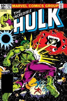 Incredible Hulk (1962) #270