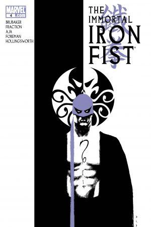 The Immortal Iron Fist #4
