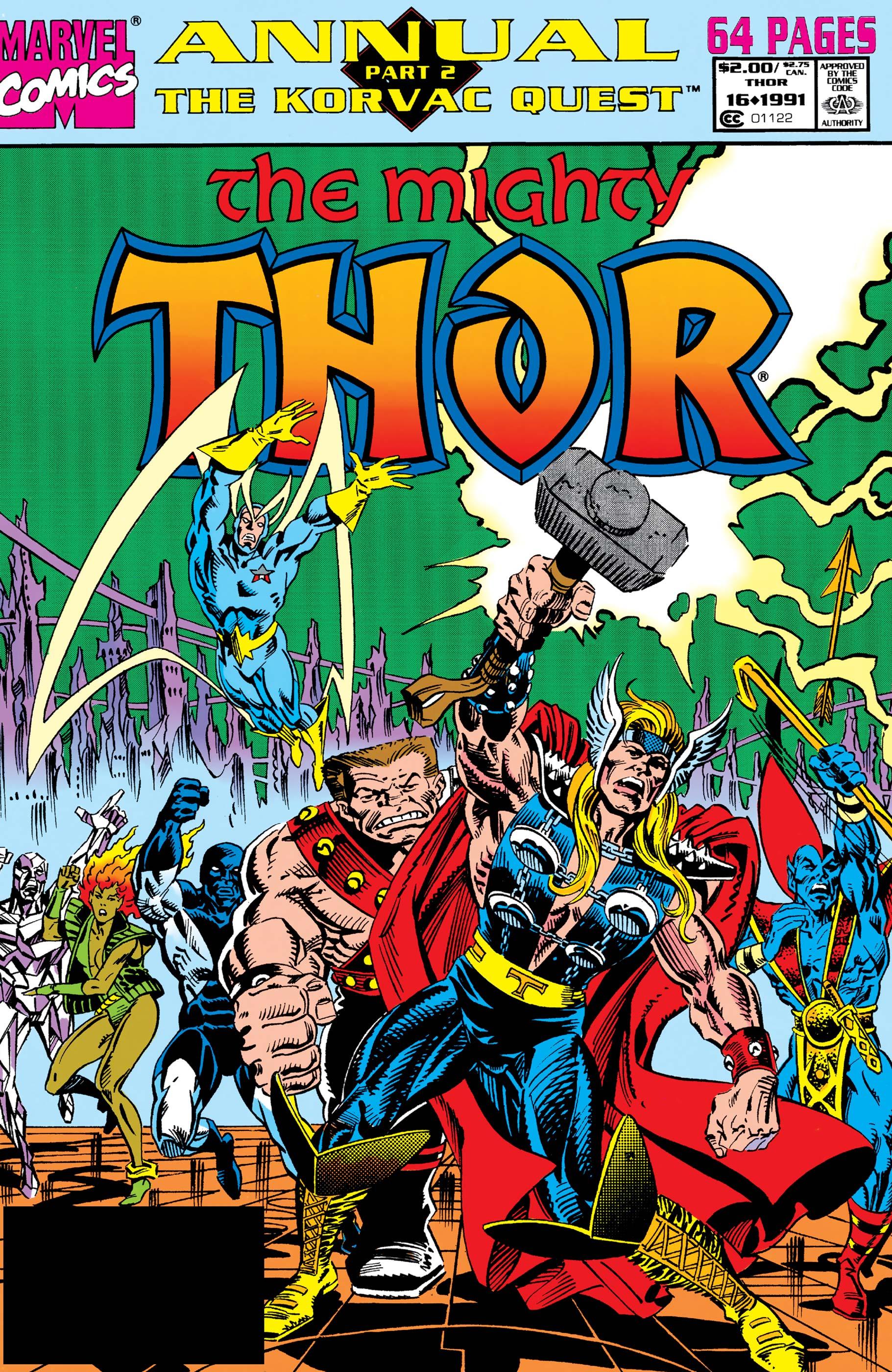Thor Annual (1966) #16