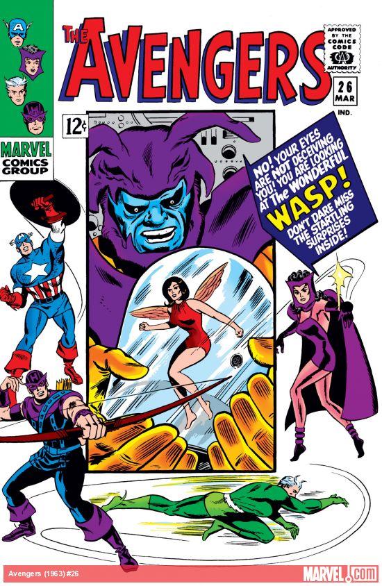Avengers (1963) #26