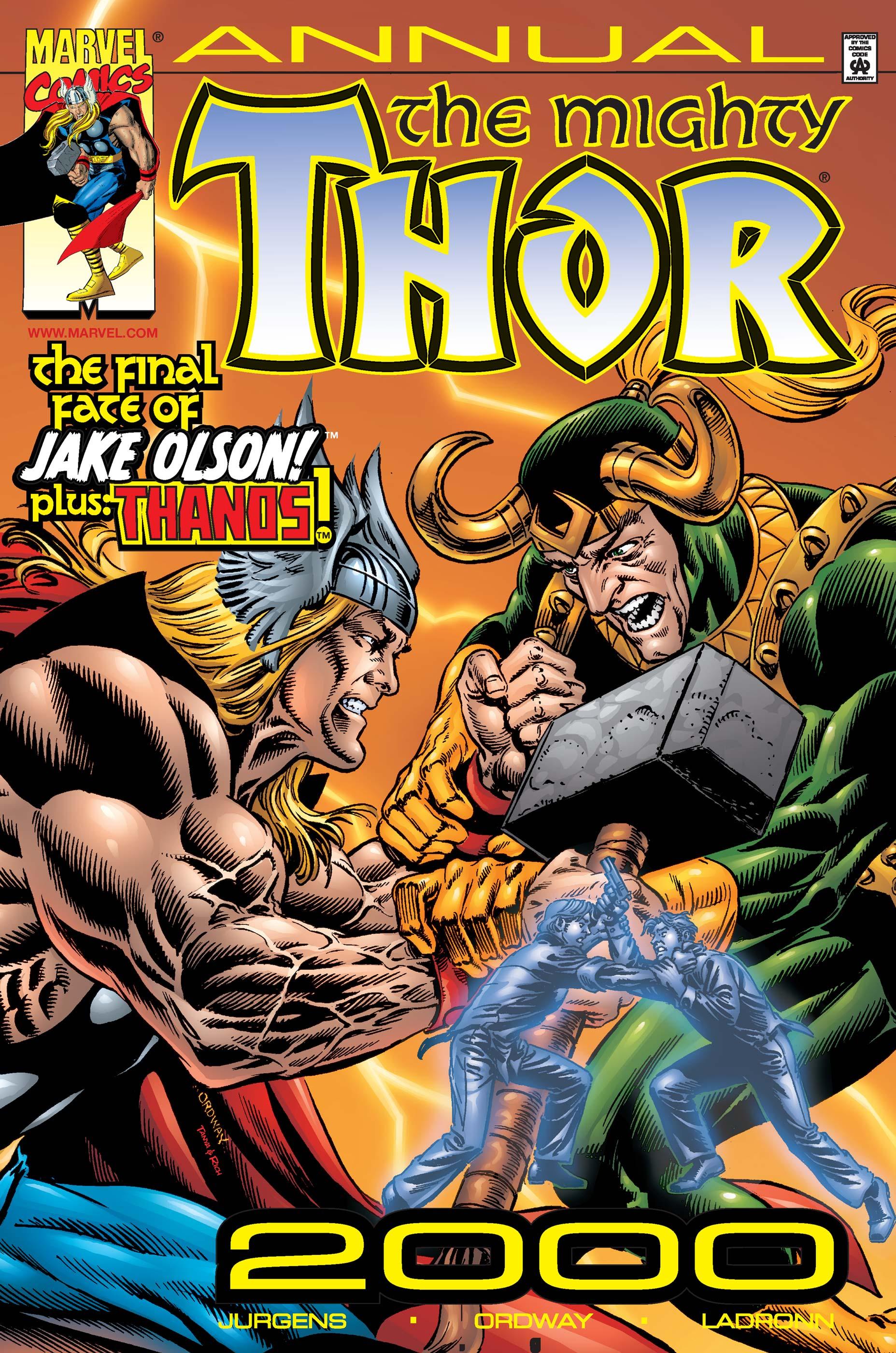 Thor Annual (2000) #1