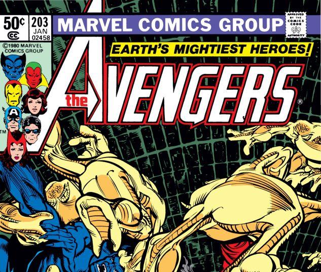 Avengers (1963) #203