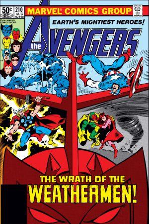Avengers (1963) #210