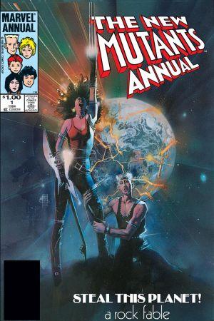 New Mutants Annual (1984 - 1991)