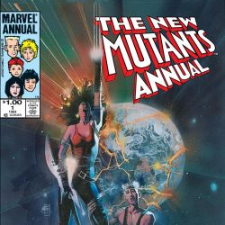 New Mutants Annual