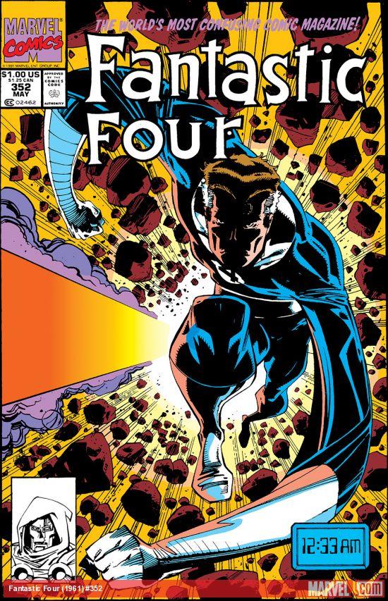 Fantastic Four (1961) #352