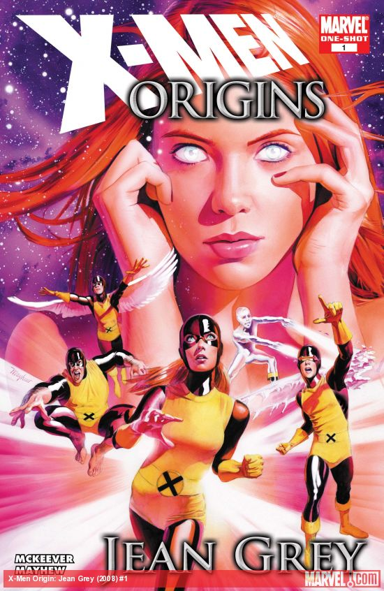 X-Men Origin: Jean Grey (2008) #1