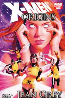 X-Men Origin: Jean Grey #1