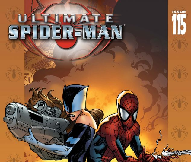 ULTIMATE SPIDER-MAN (2000) #115