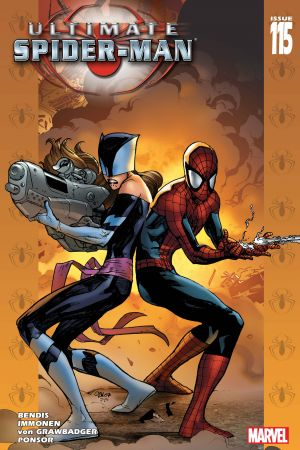 Ultimate Spider-Man #115
