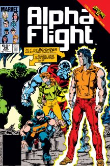 Alpha Flight (1983) #28