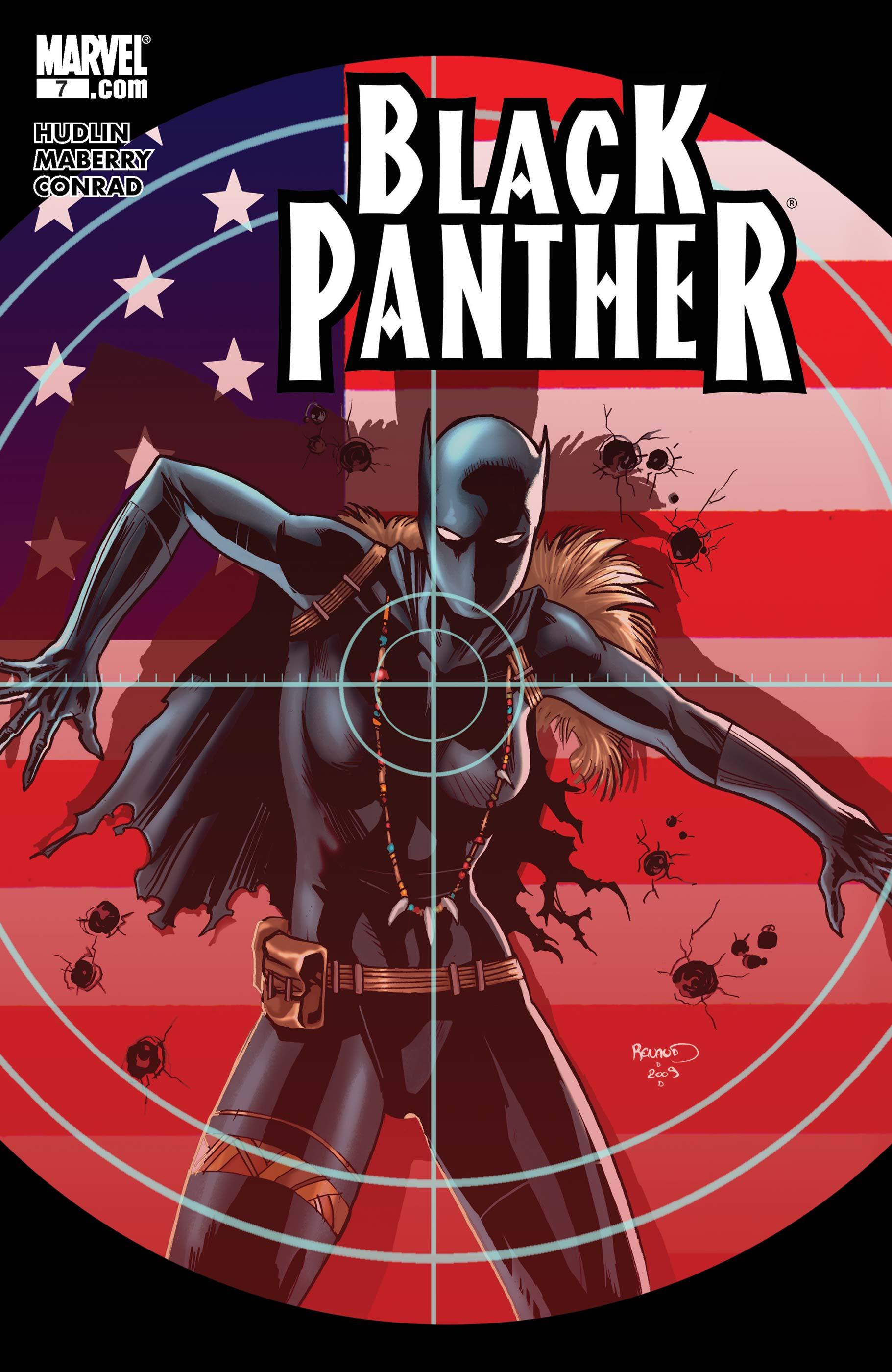 Black Panther (2009) #7