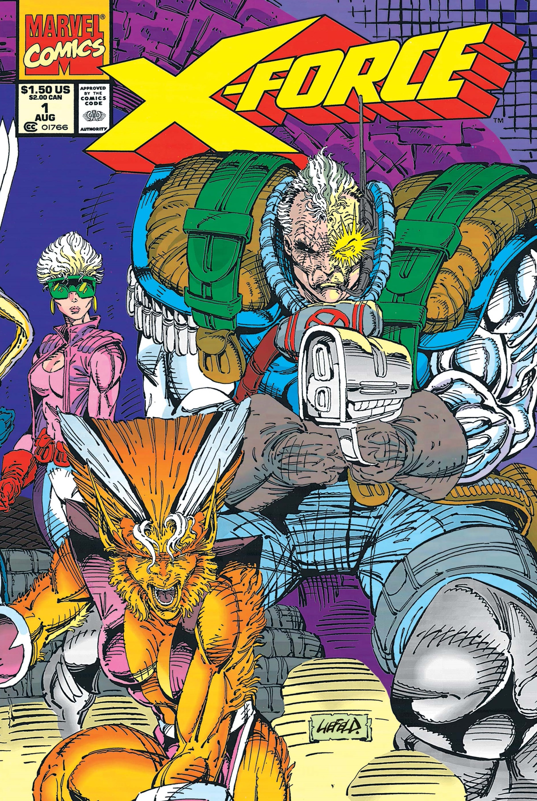 Image result for x-force 1