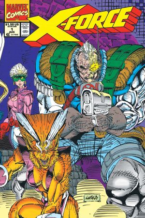 X-Force (1991) #1
