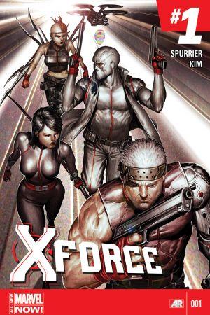 X-Force (2014) #1