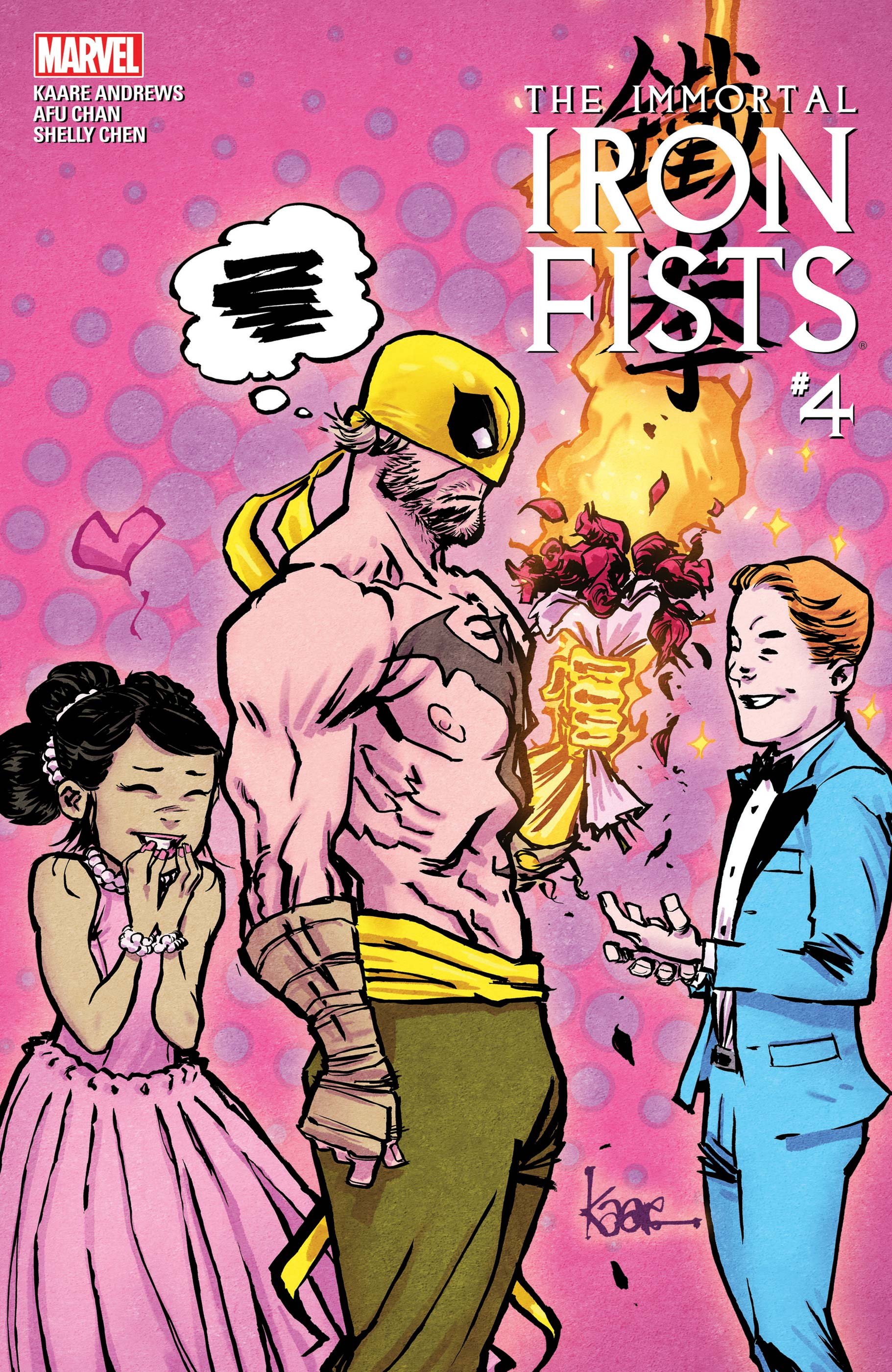 Immortal Iron Fists (2017) #4