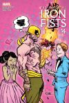 Iron Fists: CMX Digital Comic (2017) #4