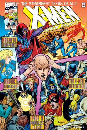 X-Men: The Hidden Years #21