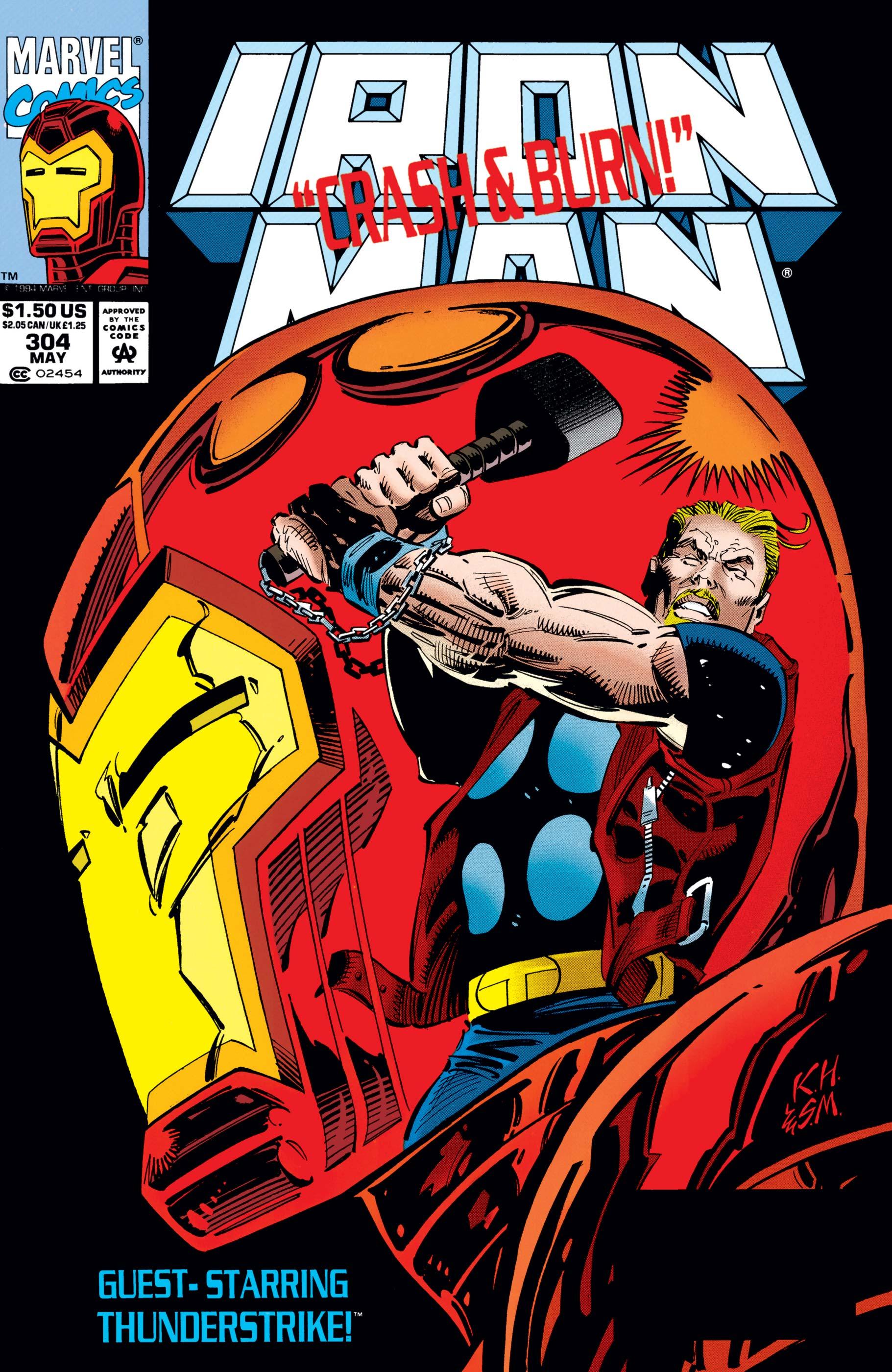 Iron Man (1968) #304