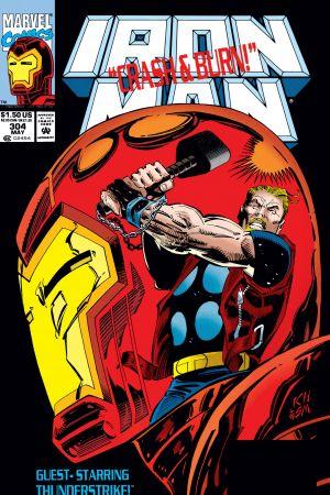 Iron Man #304