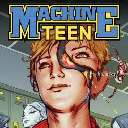 MACHINE TEEN (2005)