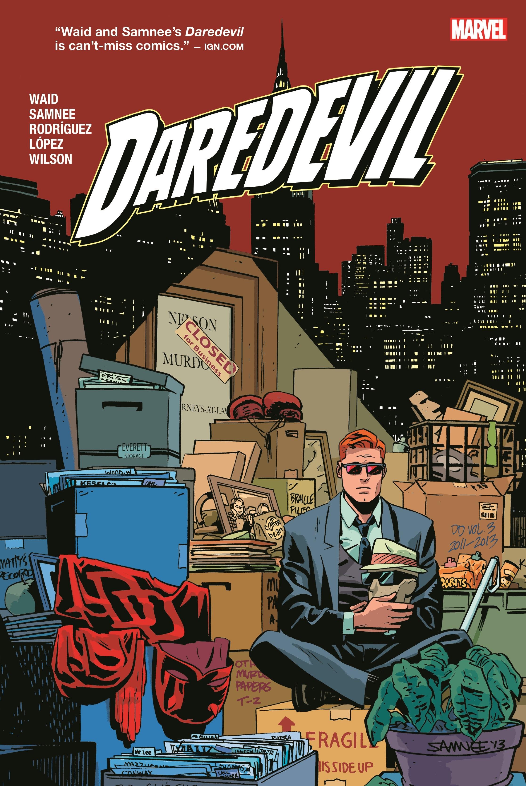 Daredevil by Mark Waid & Chris Samnee Omnibus Vol. 2 (Hardcover)