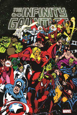 Infinity Gauntlet (Hardcover)