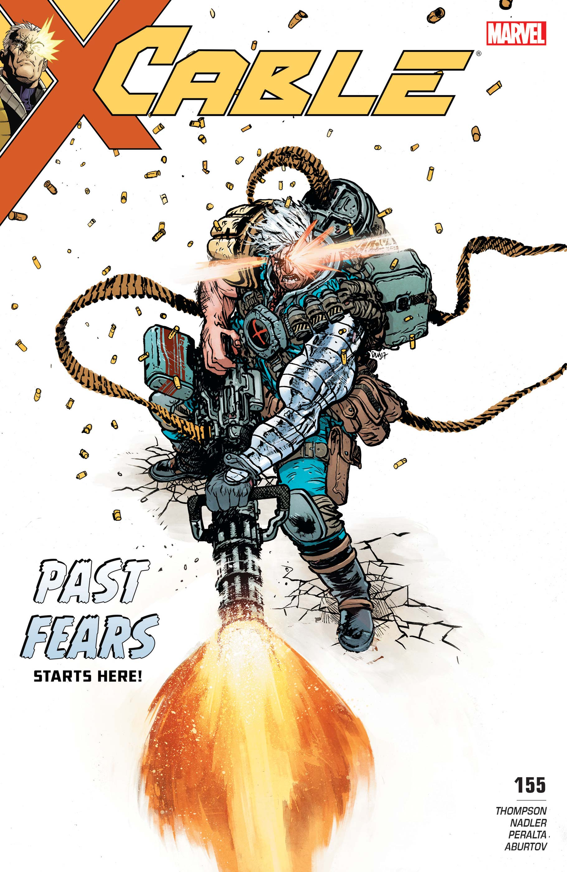 Cable (2017) #155