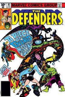 Defenders (1972) #92