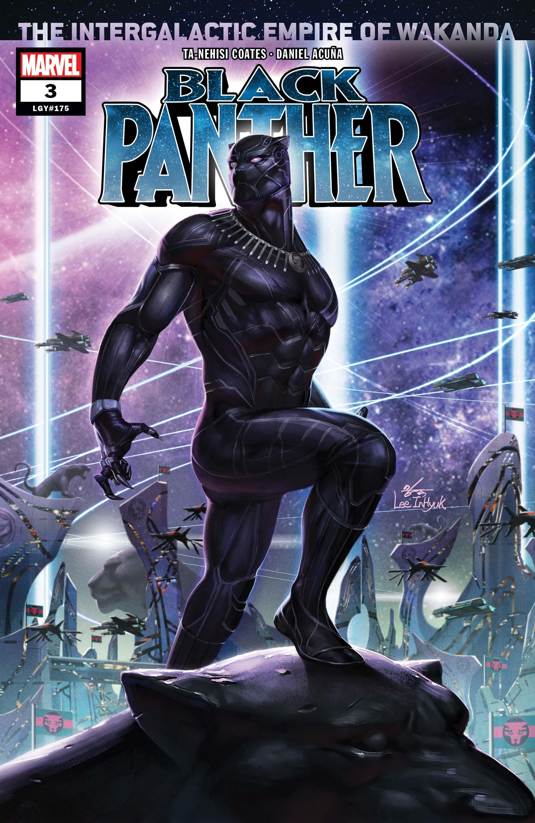 Black Panther (2018) #3