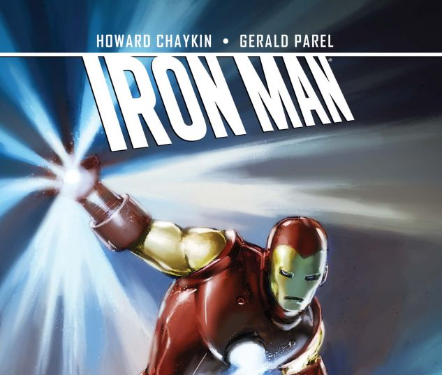 Iron Man: Season One (2013) #1