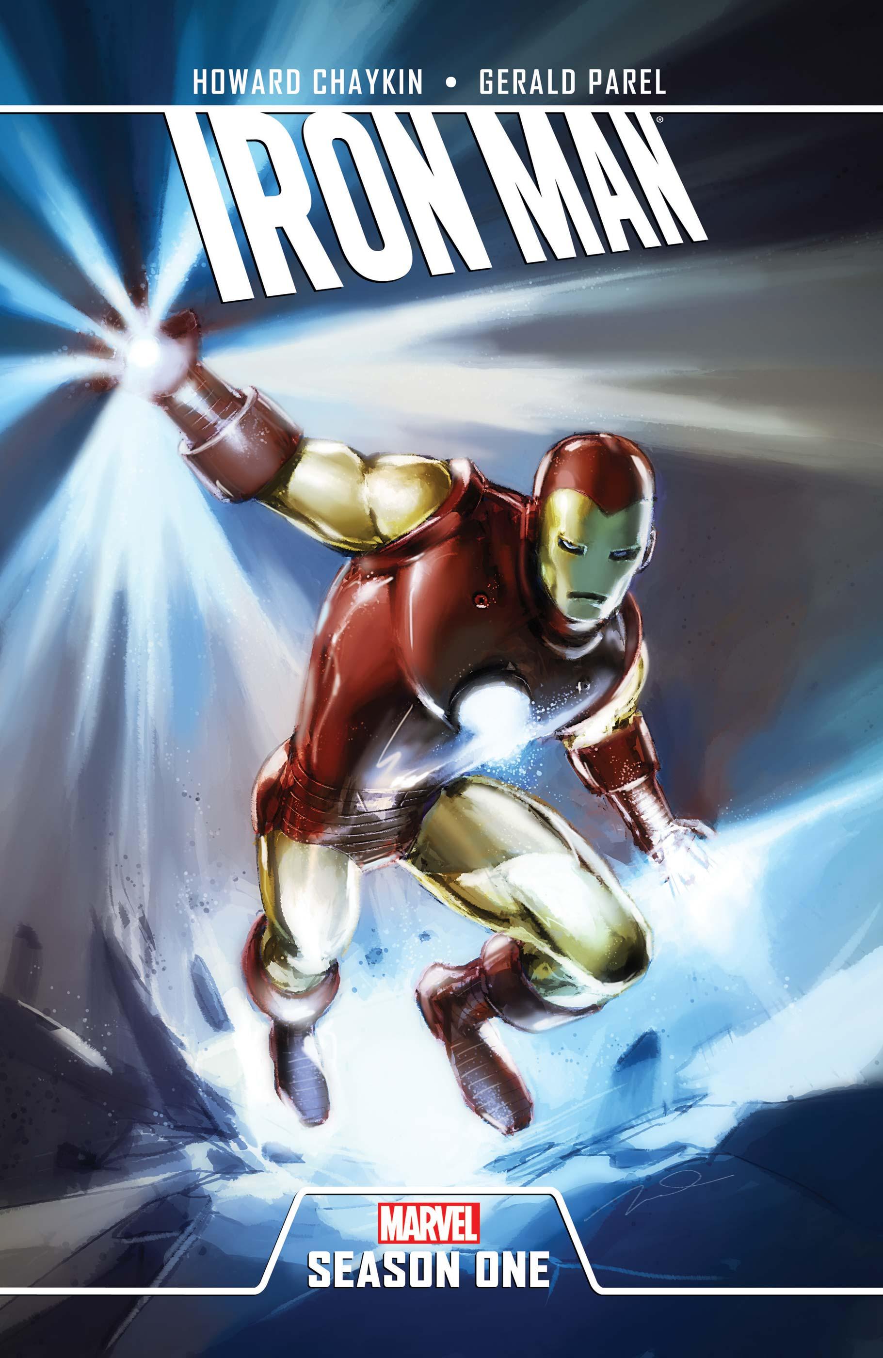 Iron Man: Season One (Hardcover)