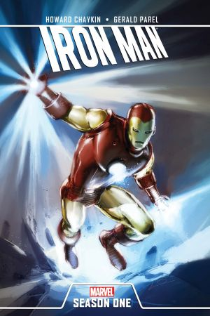 Iron Man: Season One #0