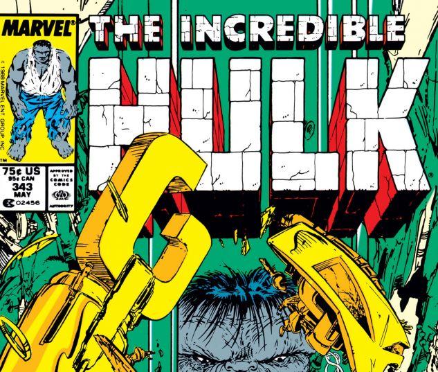 Incredible Hulk (1962) #343