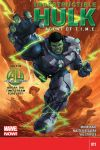 Indestructible Hulk (2012) #11
