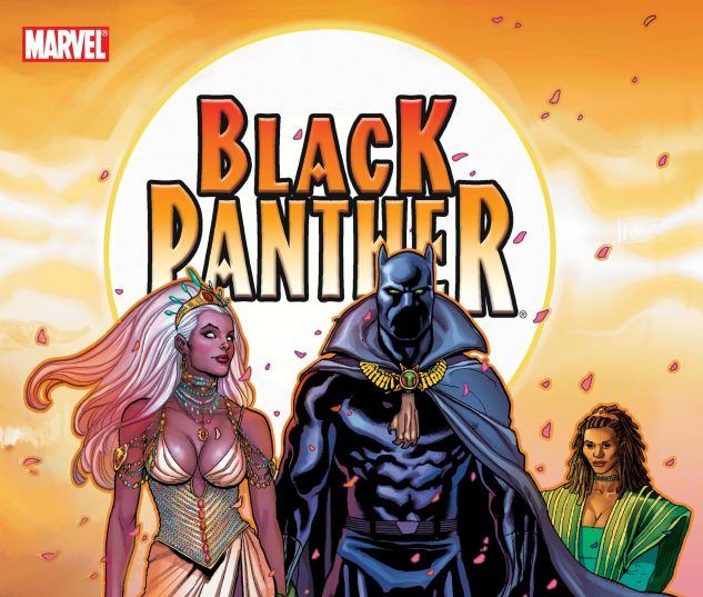 Black Panther 14-18