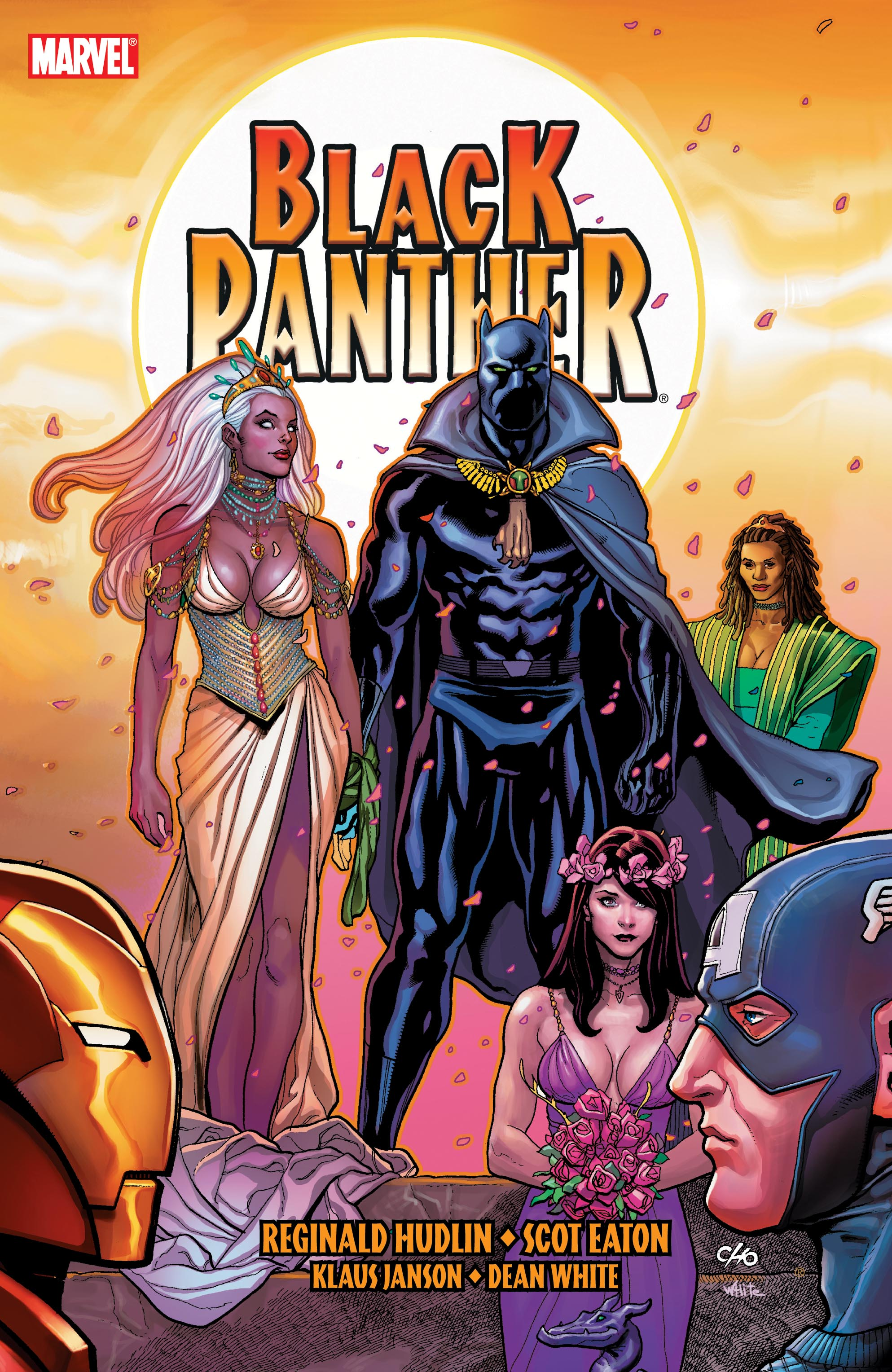 Black Panther: The Bride (Trade Paperback)