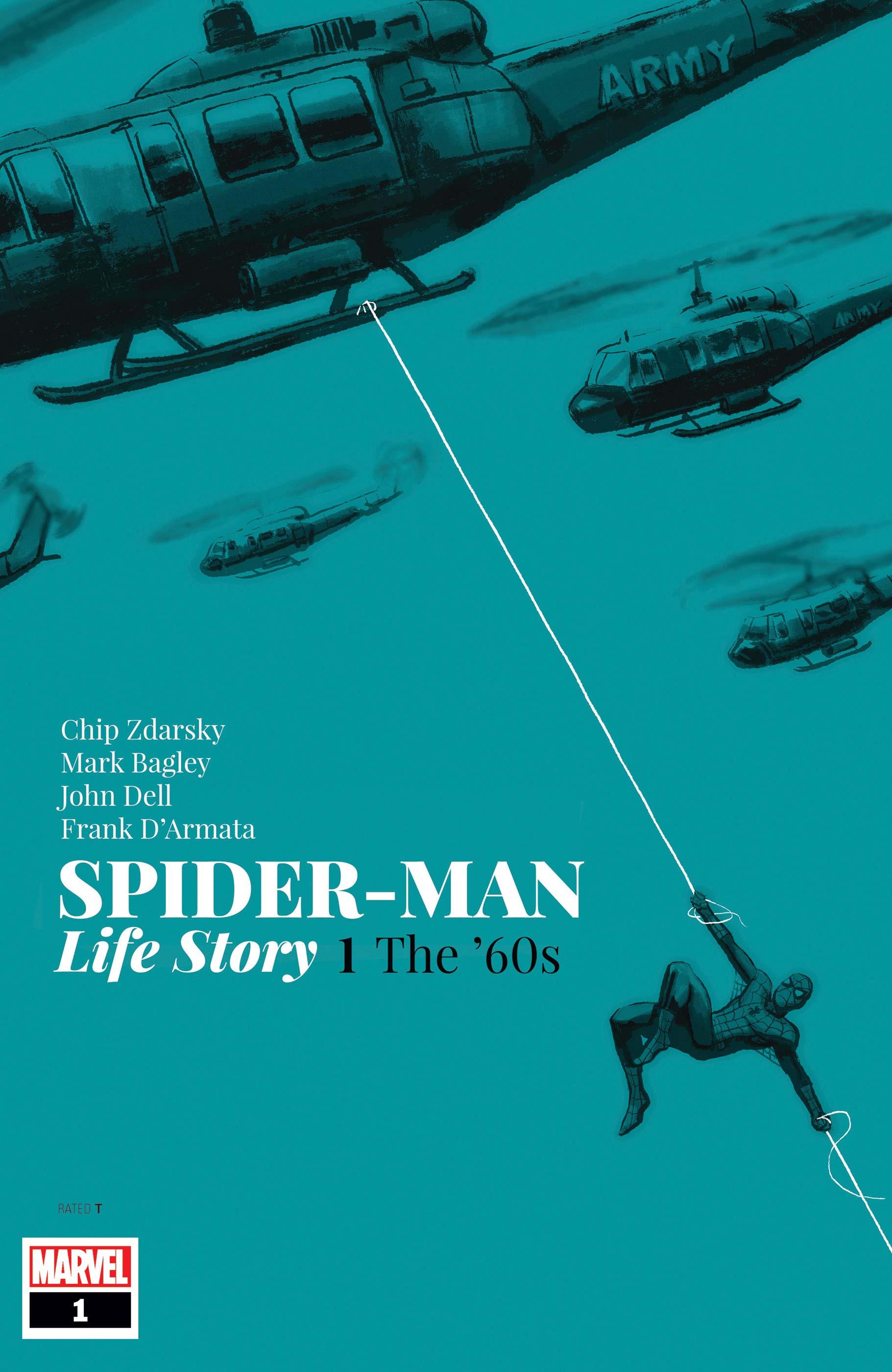 Spider-Man: Life Story (2019) #1