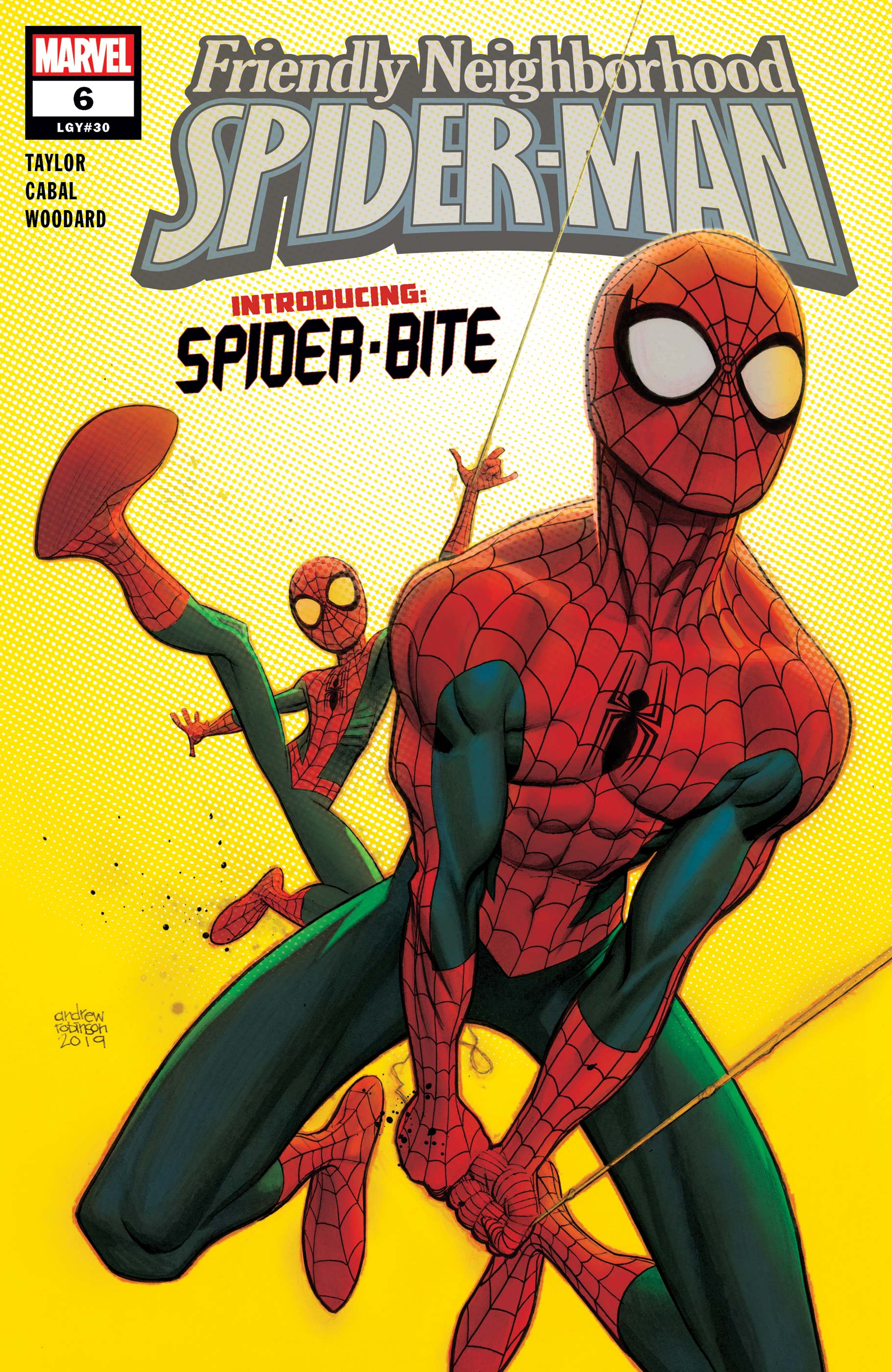 Image result for friendly Neighborhood spiderman #6 cover