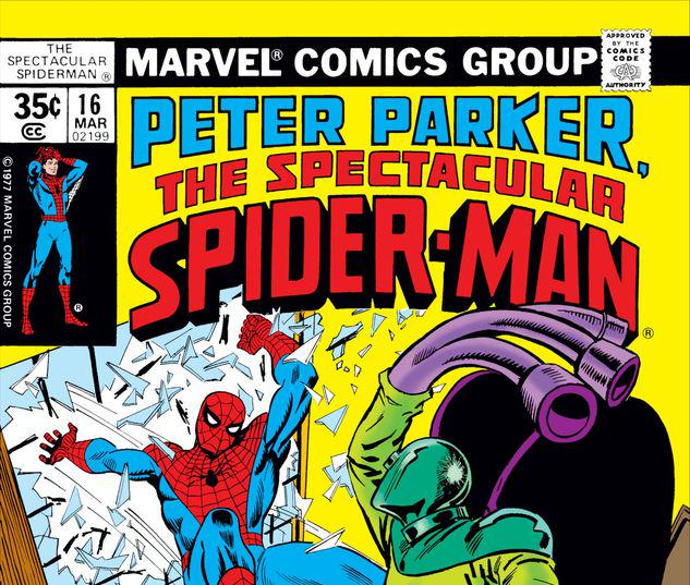 Peter Parker, the Spectacular Spider-Man #16