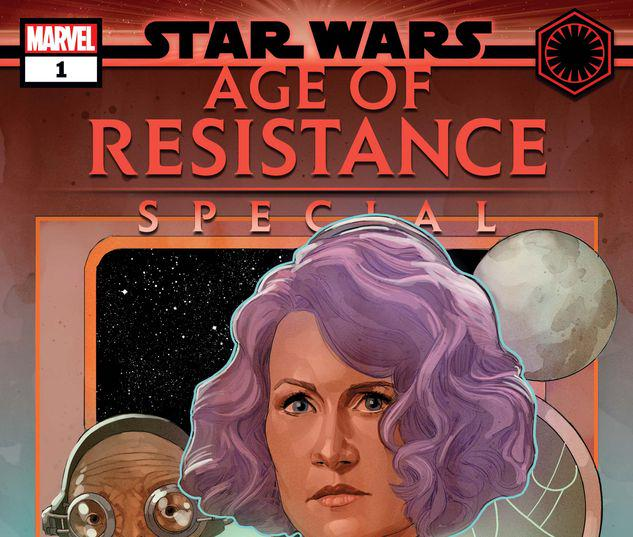 STAR WARS: AGE OF RESISTANCE SPECIAL 1 #1