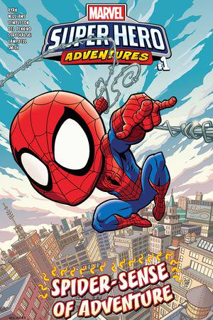 Marvel Super Hero Adventures: Spider-Man - Spider-Sense of Adventure #1