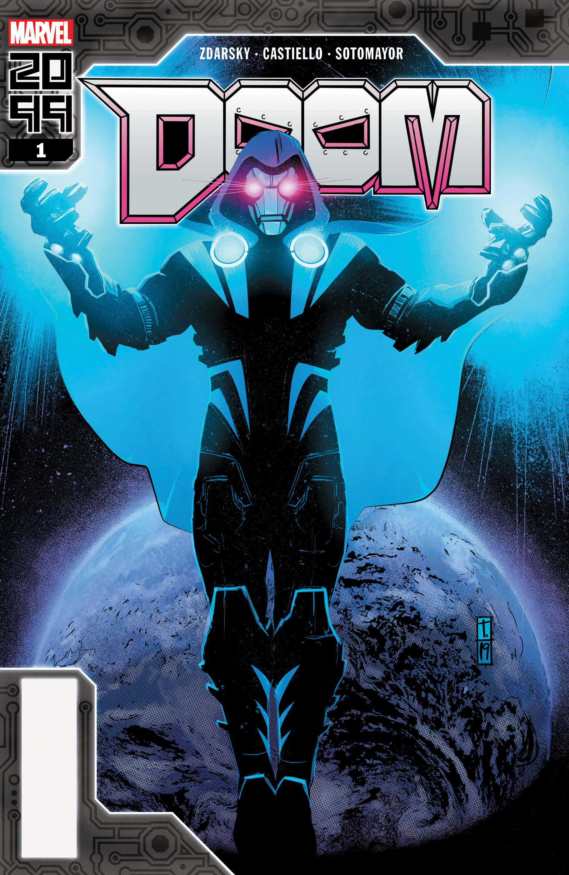 Doom 2099 (2019) #1