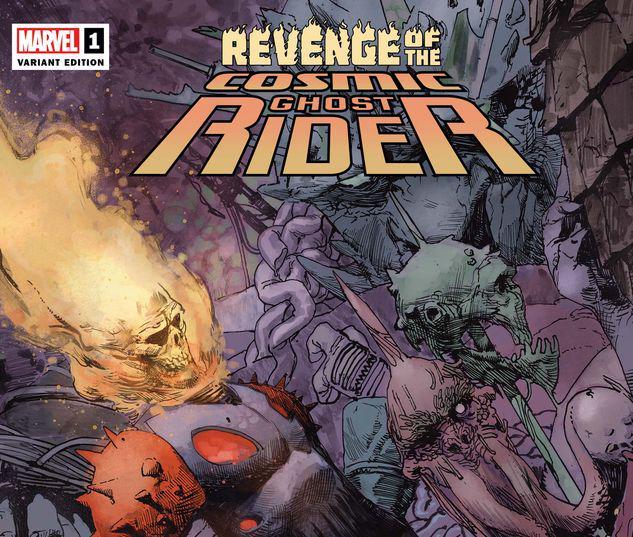 Revenge of the Cosmic Ghost Rider #1