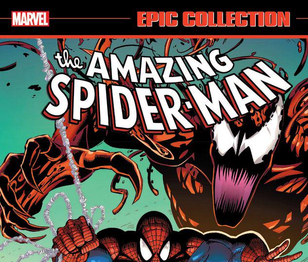 AMAZING SPIDER-MAN EPIC COLLECTION: MAXIMUM CARNAGE TPB #1