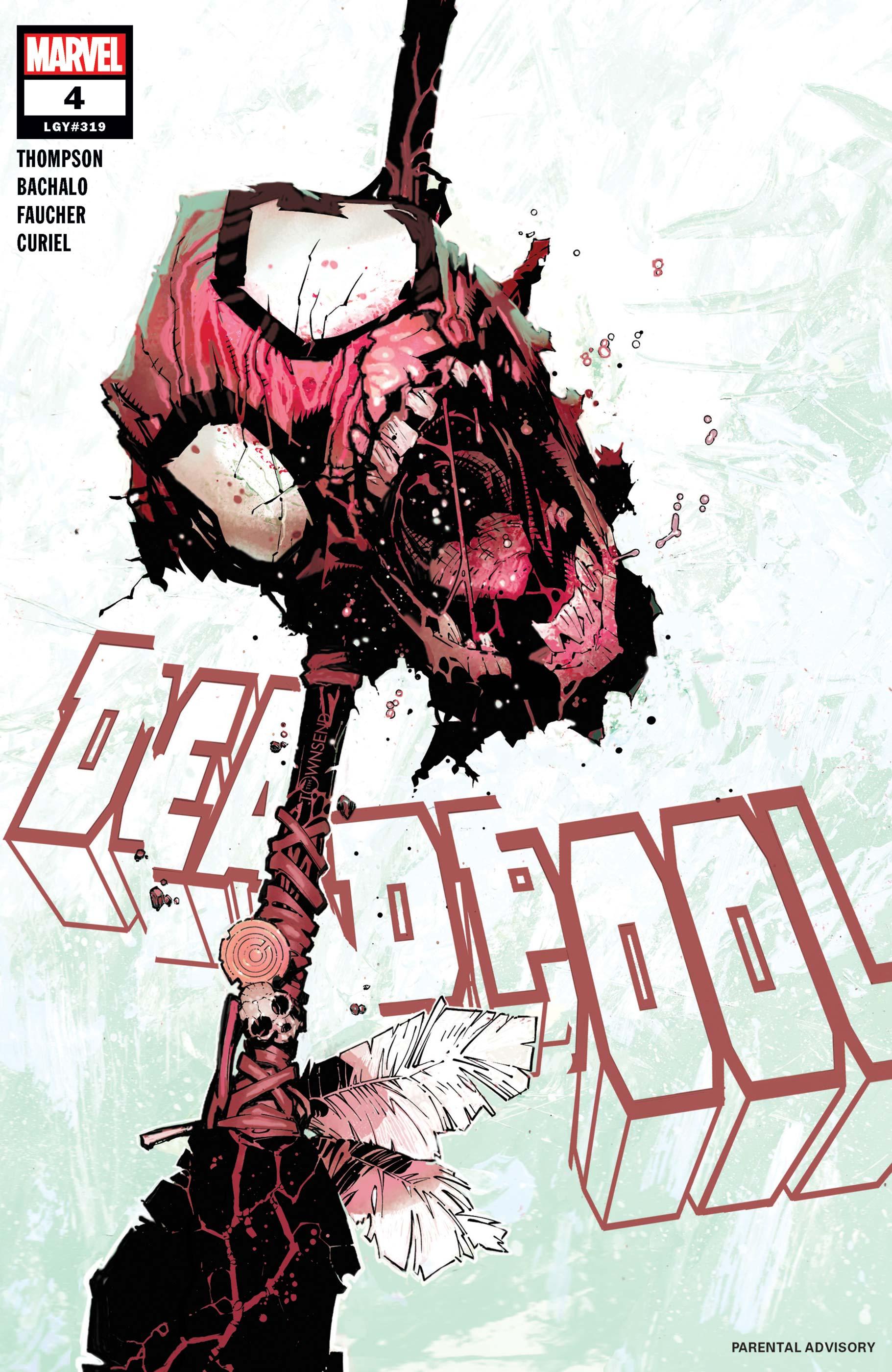 Deadpool (2019) #4